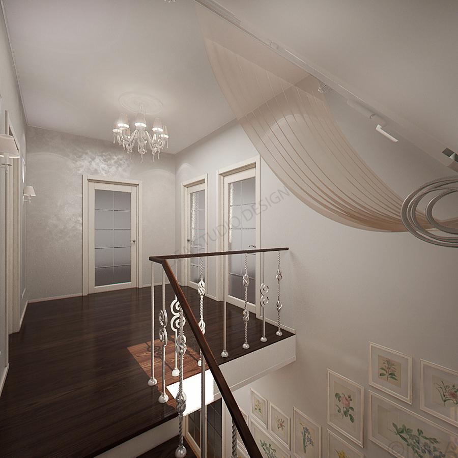 Дизайн студия IDEA интерьер-335