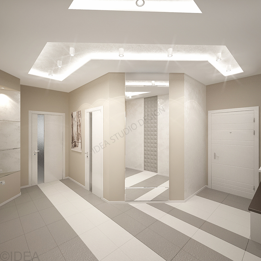 Дизайн студия IDEA интерьер-338
