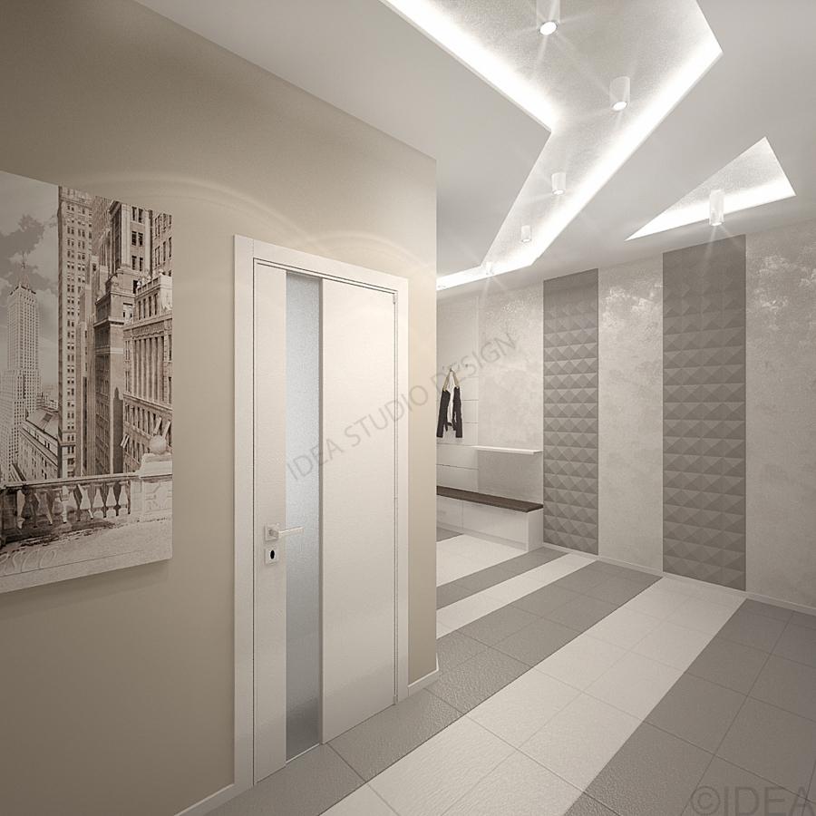 Дизайн студия IDEA интерьер-339