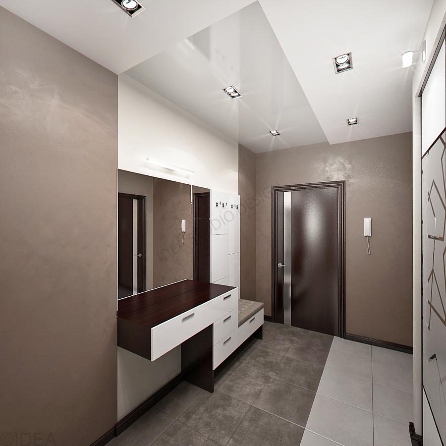 Дизайн студия IDEA интерьер-349