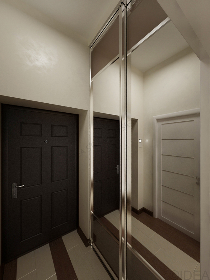 Дизайн студия IDEA интерьер-352