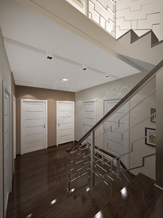 Дизайн студия IDEA интерьер-353