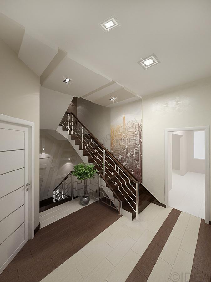 Дизайн студия IDEA интерьер-359