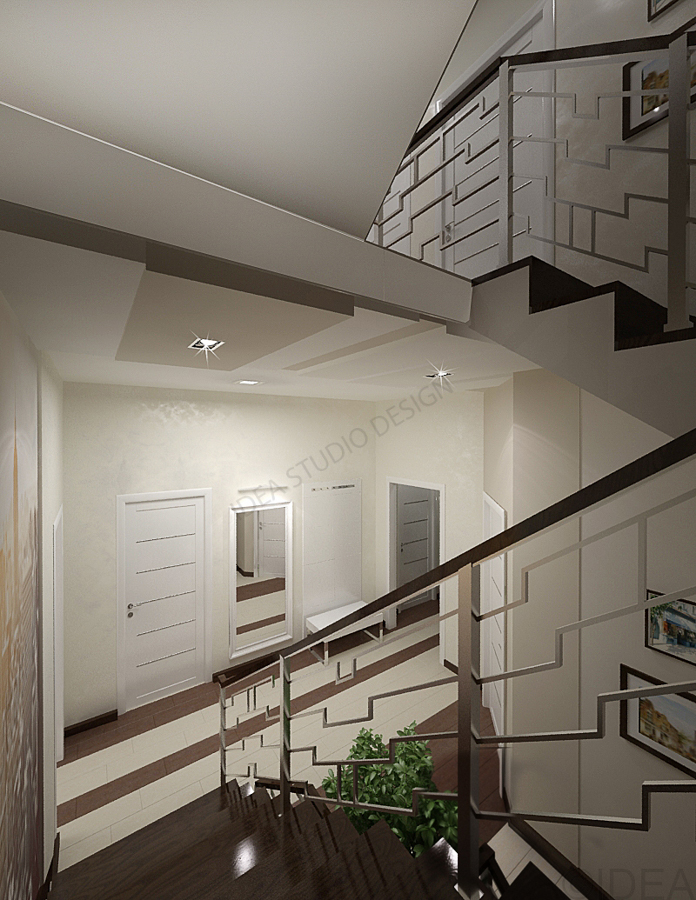 Дизайн студия IDEA интерьер-361