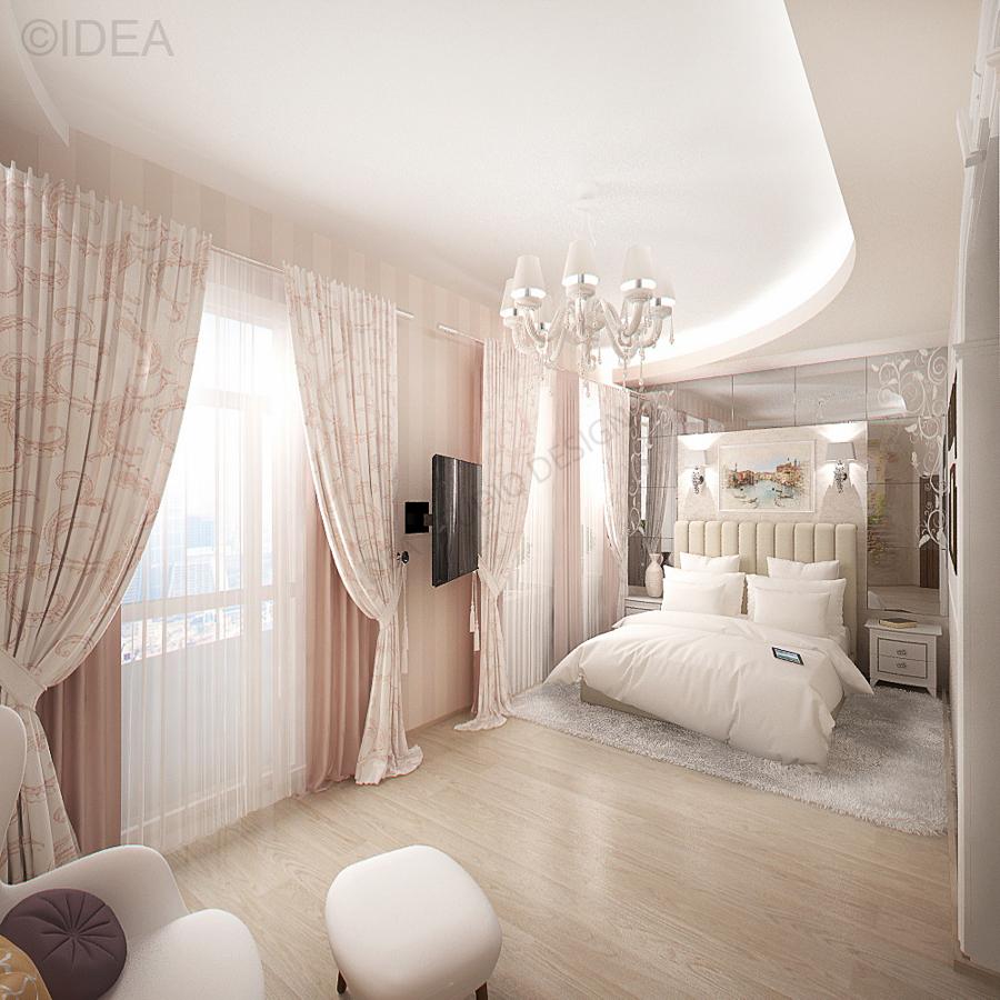 Дизайн студия IDEA интерьер-385