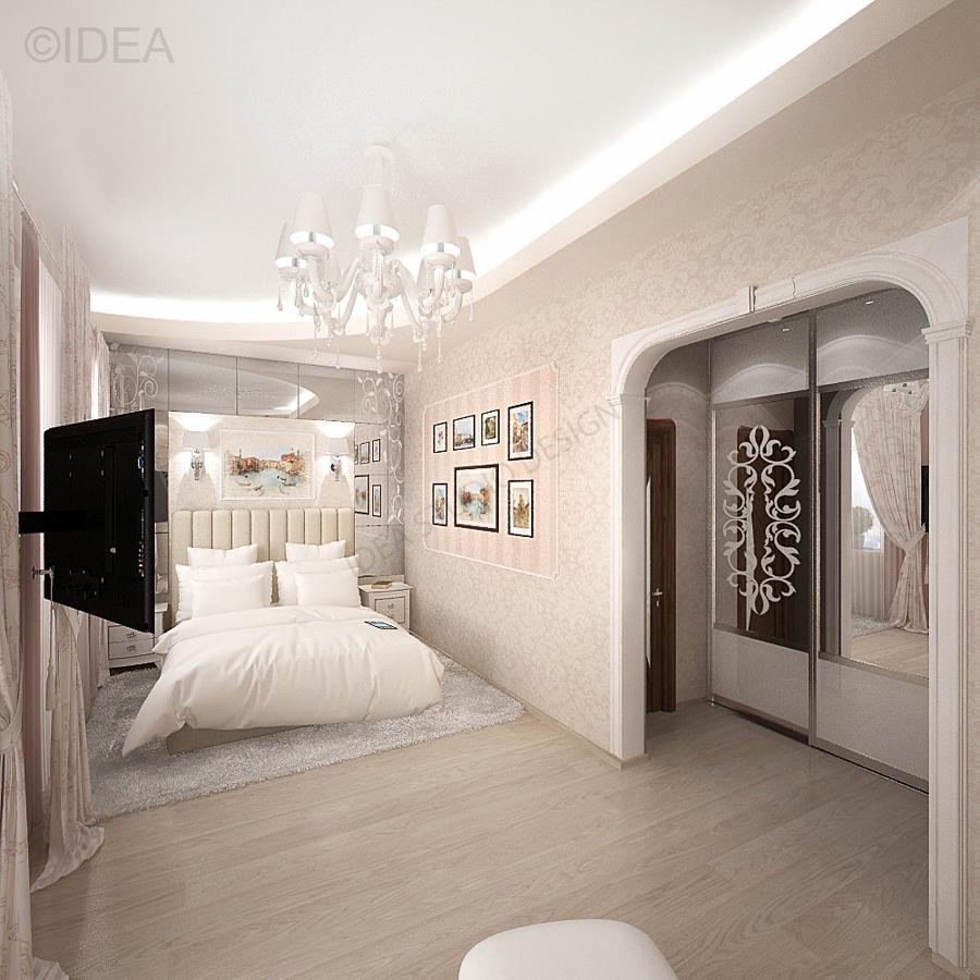Дизайн студия IDEA интерьер-387