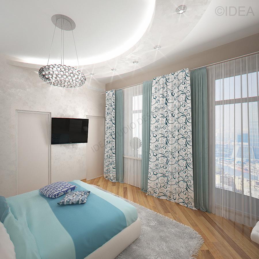 Дизайн студия IDEA интерьер-389