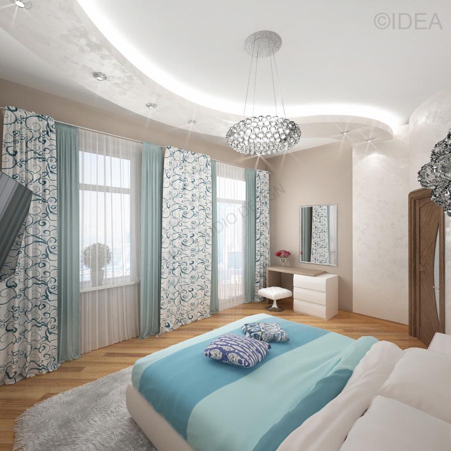 Дизайн студия IDEA интерьер-390