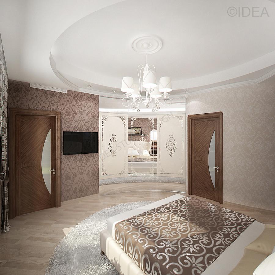 Дизайн студия IDEA интерьер-392