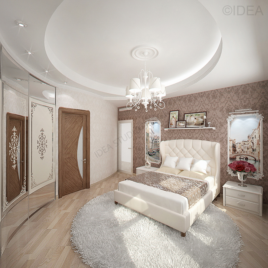 Дизайн студия IDEA интерьер-393