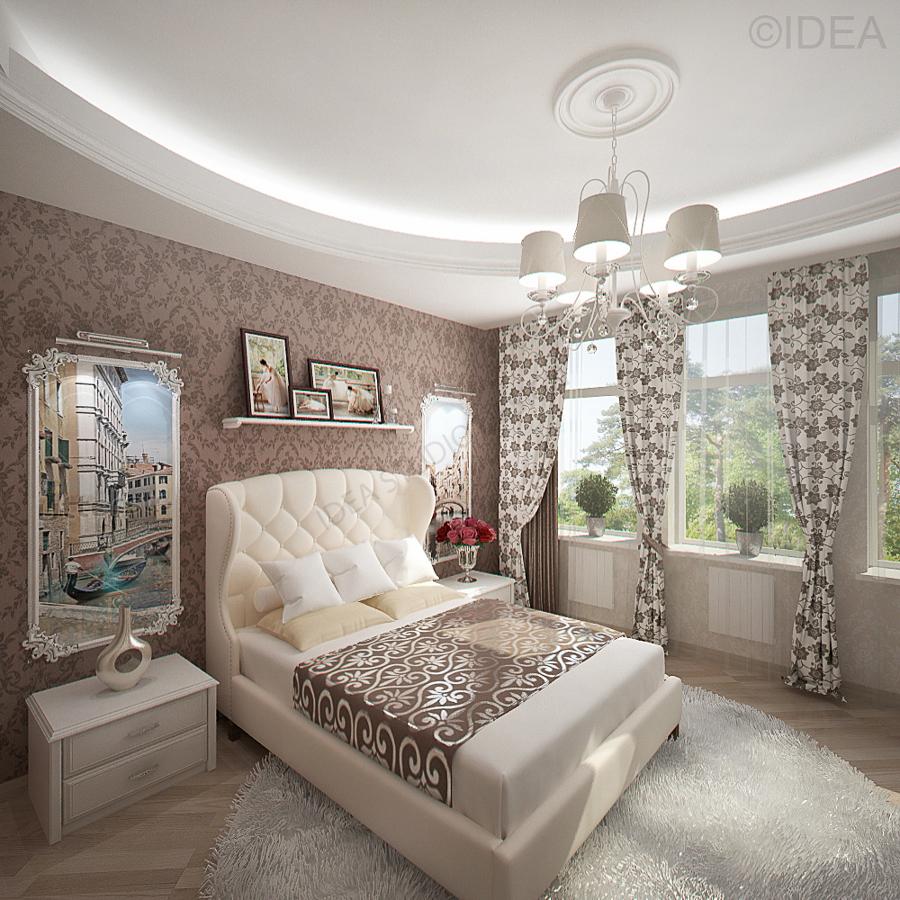 Дизайн студия IDEA интерьер-394