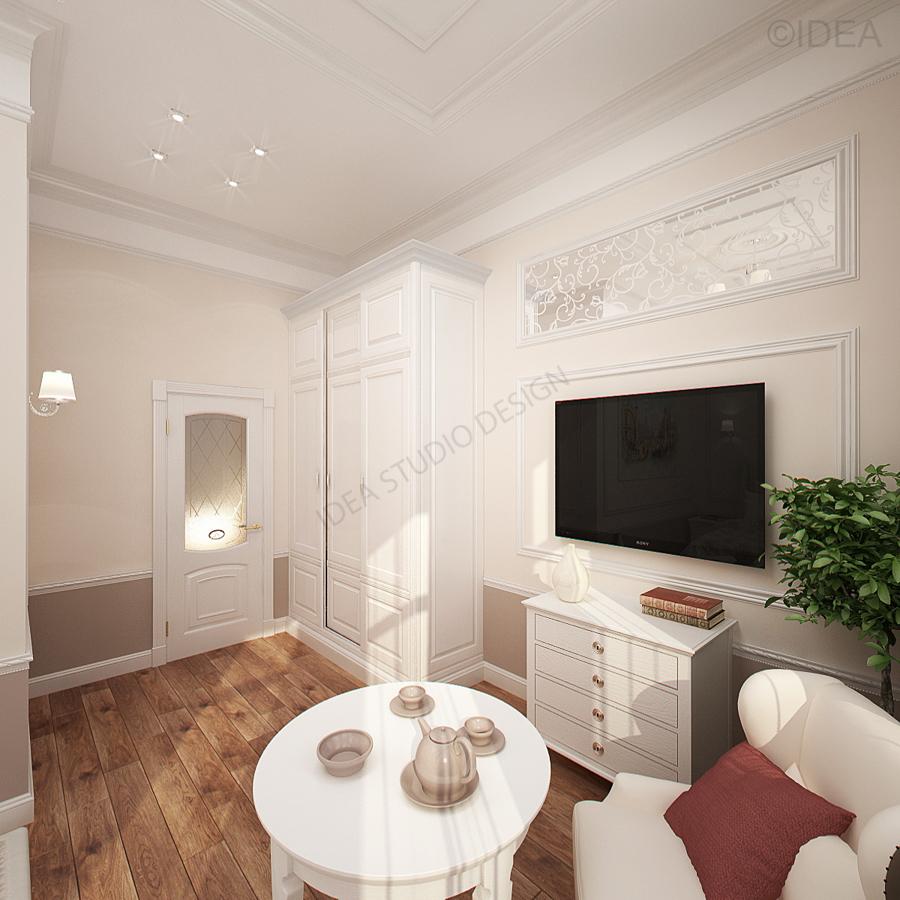Дизайн студия IDEA интерьер-397