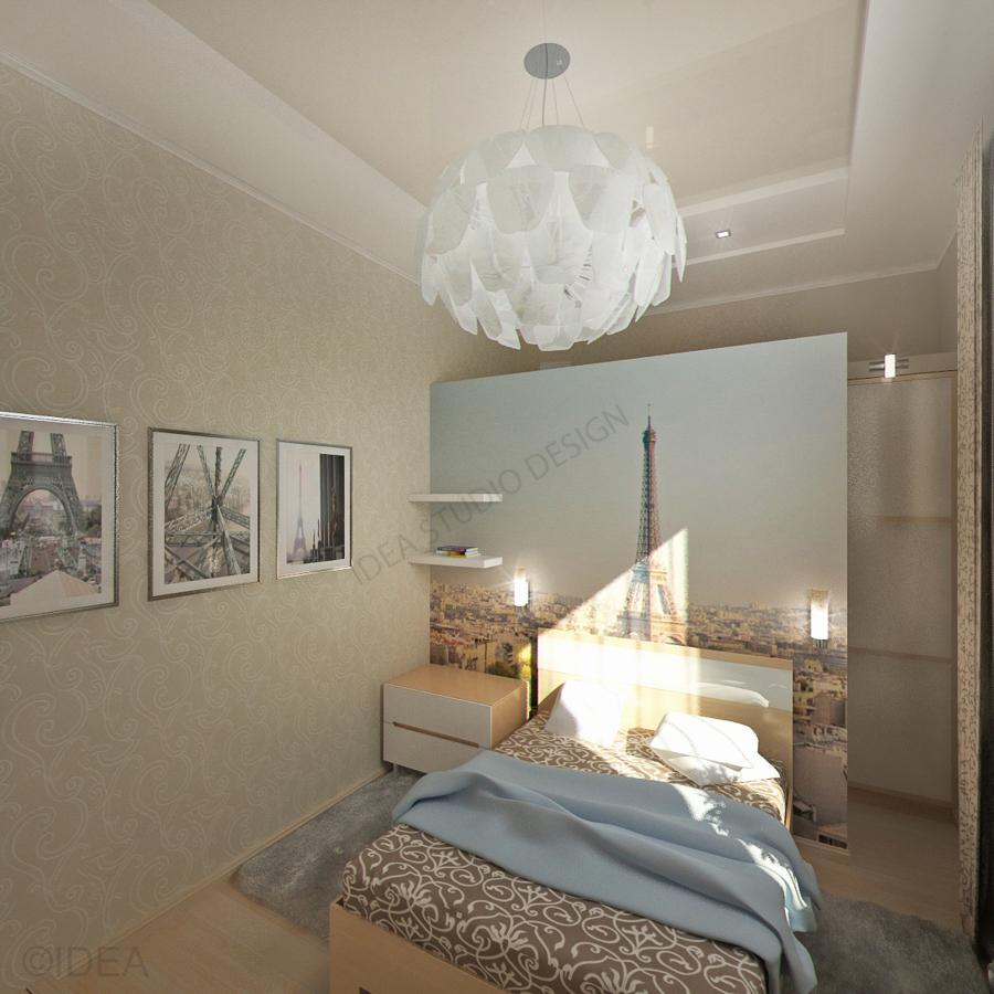 Дизайн студия IDEA интерьер-405