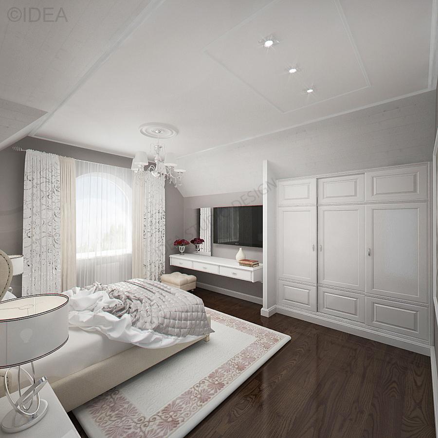 Дизайн студия IDEA интерьер-426