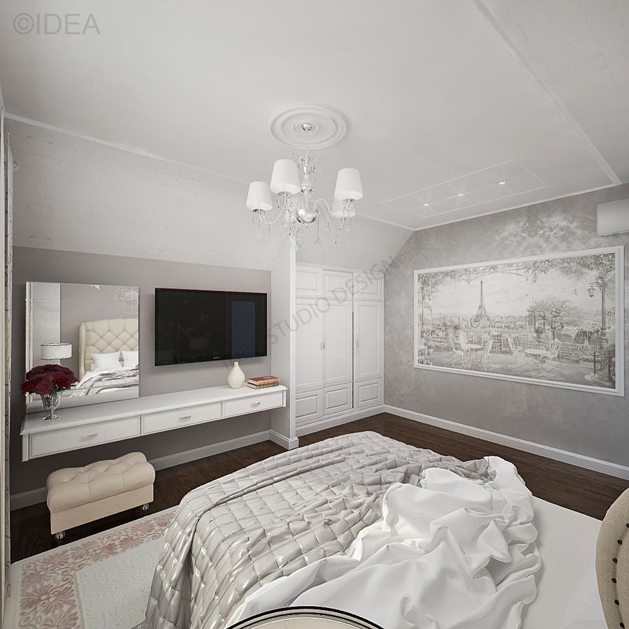 Дизайн студия IDEA интерьер-427