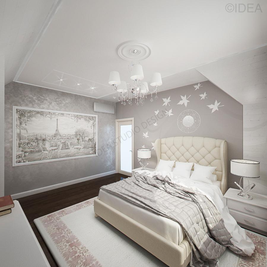 Дизайн студия IDEA интерьер-428