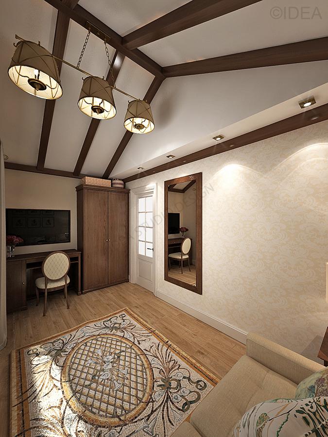 Дизайн студия IDEA интерьер-431