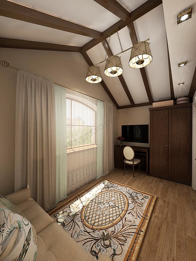 Дизайн студия IDEA интерьер-432