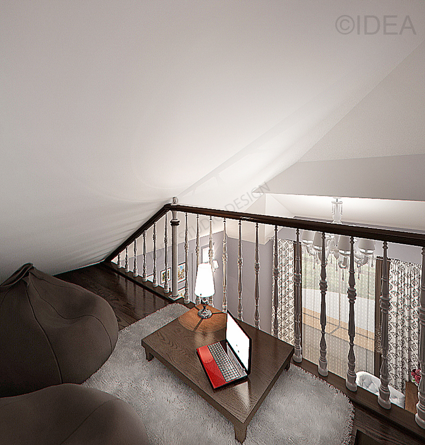 Дизайн студия IDEA интерьер-443