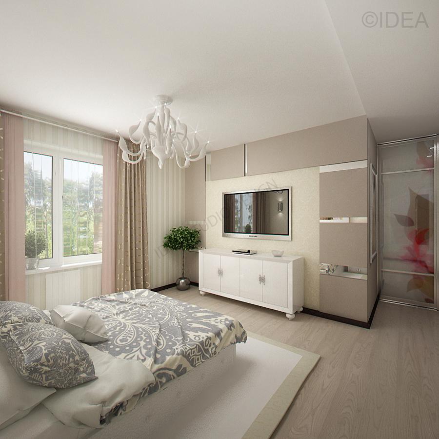 Дизайн студия IDEA интерьер-445