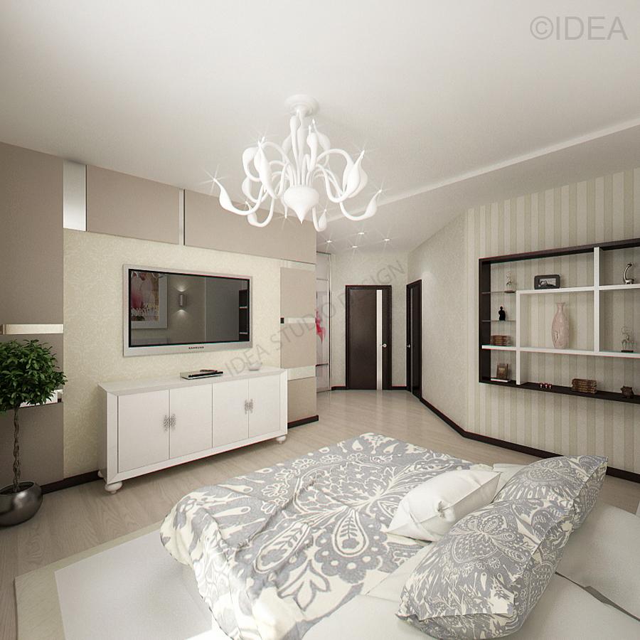 Дизайн студия IDEA интерьер-446