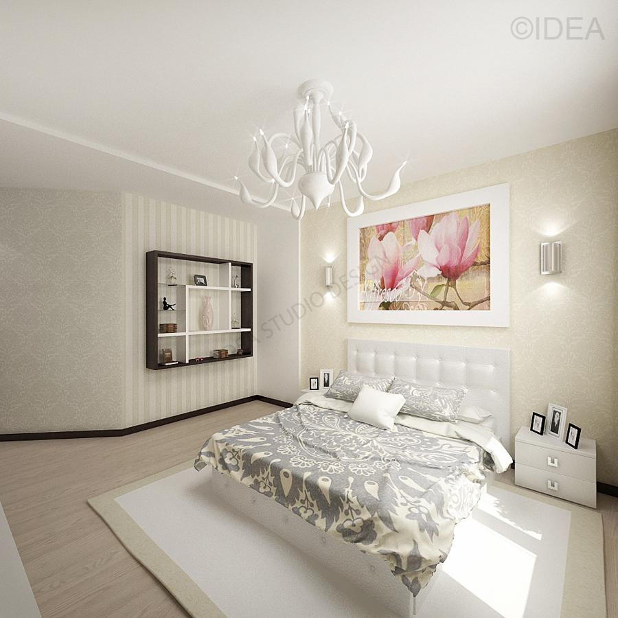 Дизайн студия IDEA интерьер-447