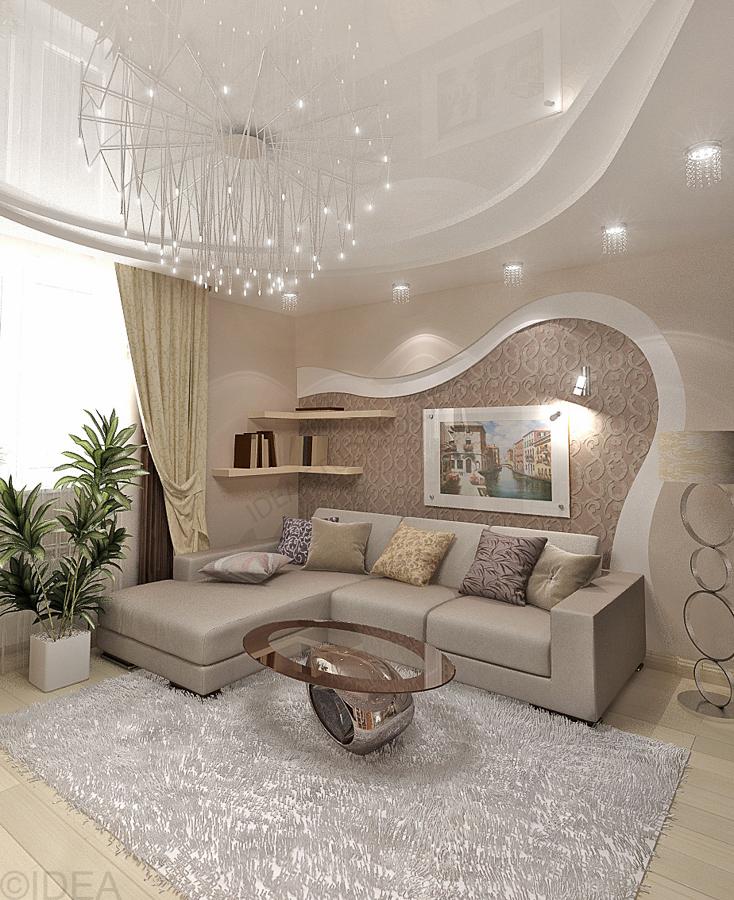 Дизайн студия IDEA интерьер-45