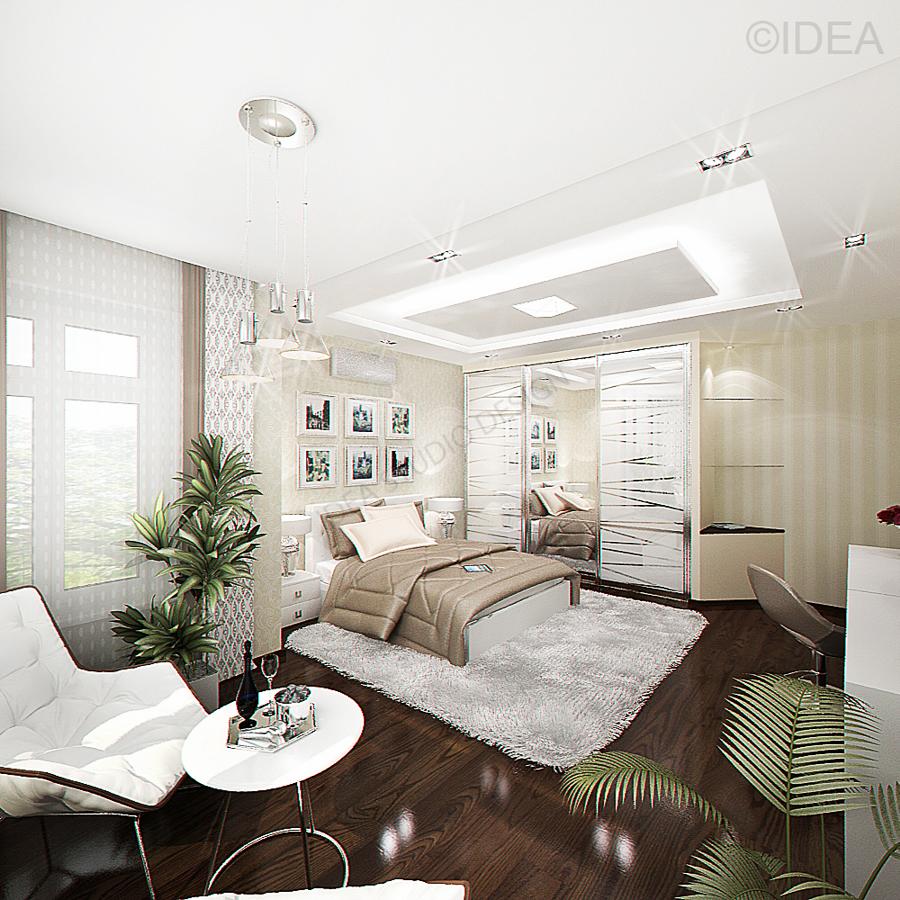 Дизайн студия IDEA интерьер-464