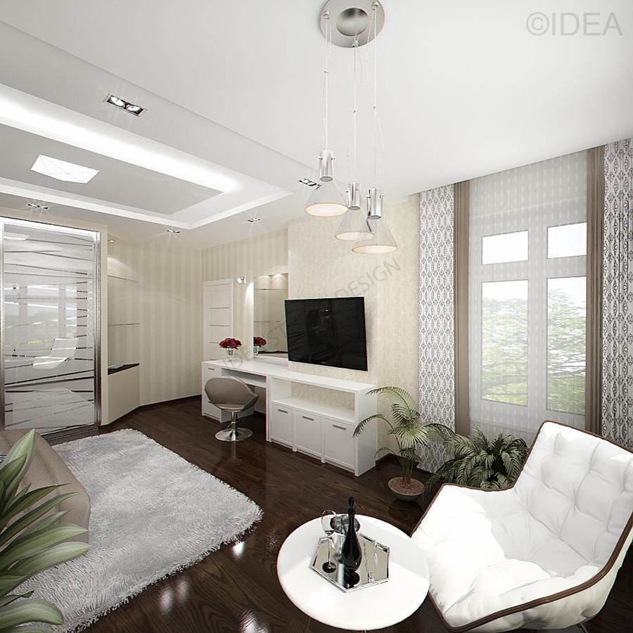Дизайн студия IDEA интерьер-465