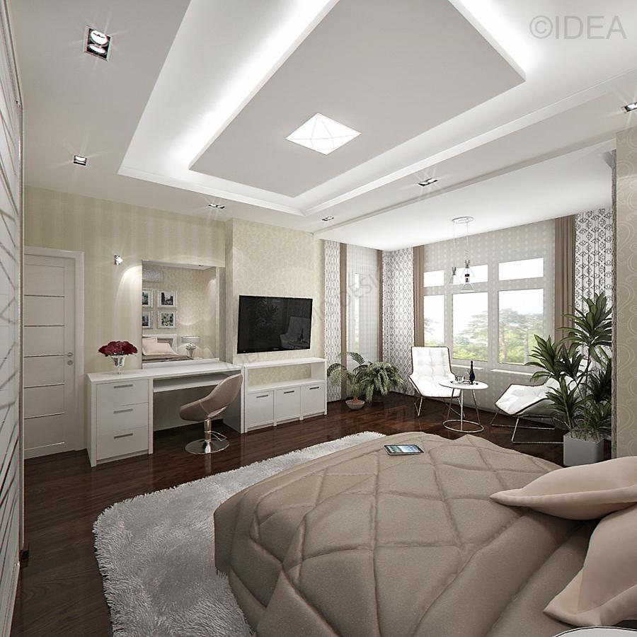 Дизайн студия IDEA интерьер-467