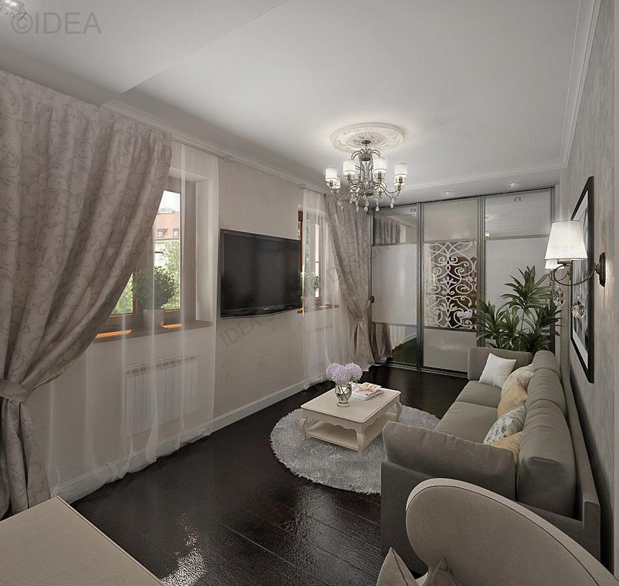 Дизайн студия IDEA интерьер-472