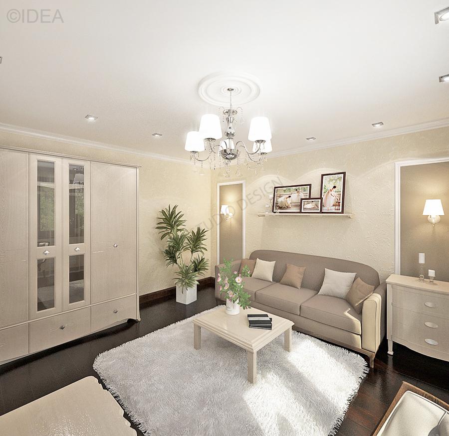 Дизайн студия IDEA интерьер-480