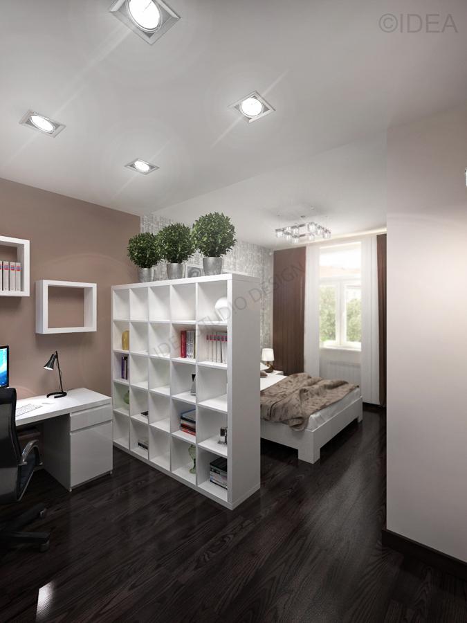 Дизайн студия IDEA интерьер-488