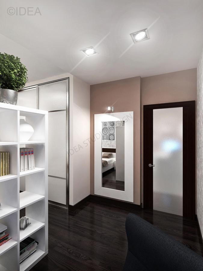 Дизайн студия IDEA интерьер-489