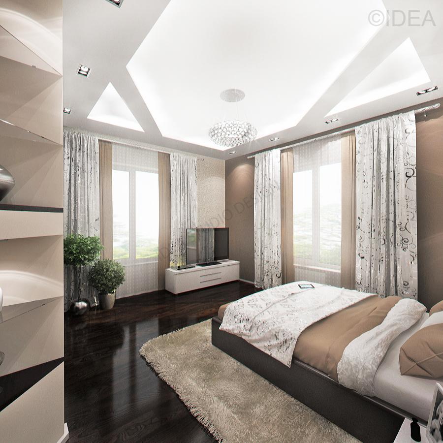 Дизайн студия IDEA интерьер-496