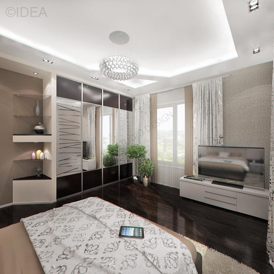 Дизайн студия IDEA интерьер-498