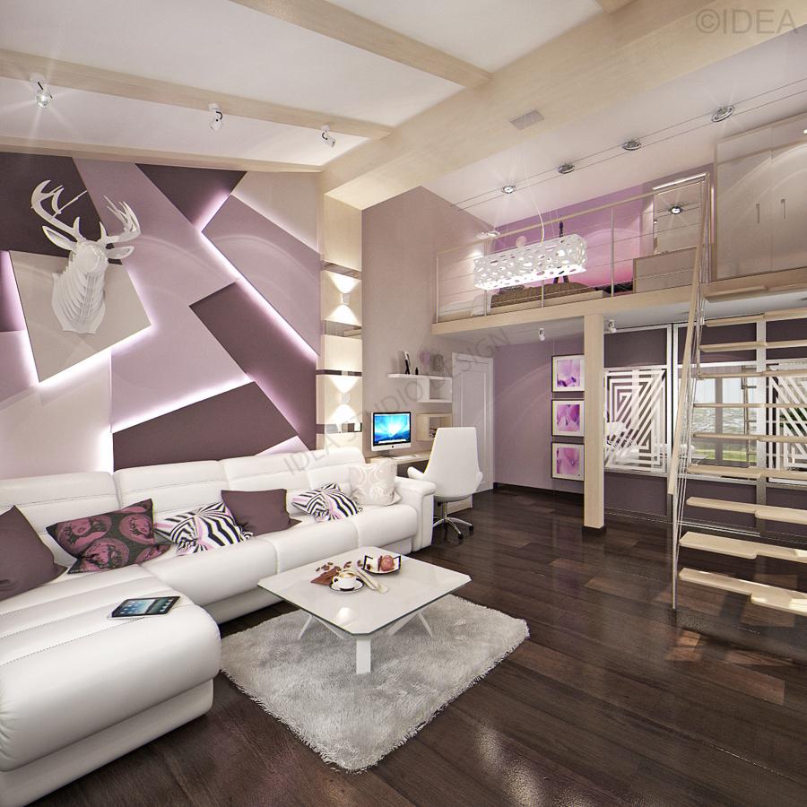 Дизайн студия IDEA интерьер-508