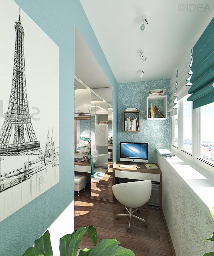 Дизайн студия IDEA интерьер-519