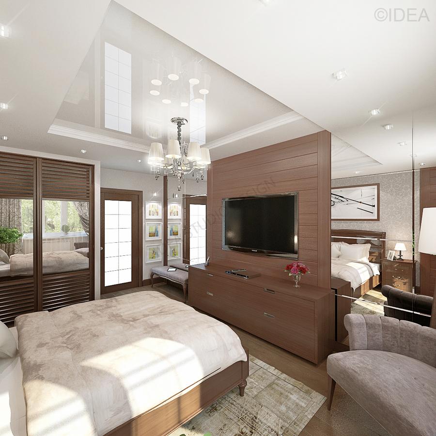 Дизайн студия IDEA интерьер-524