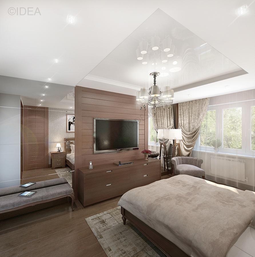 Дизайн студия IDEA интерьер-526