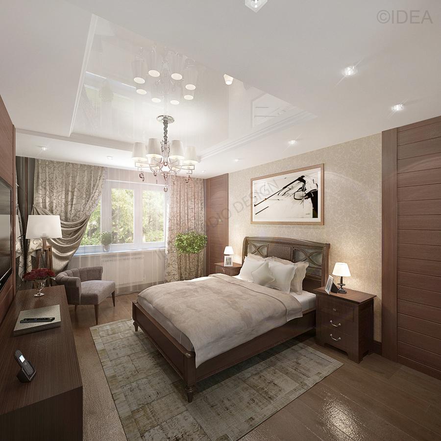 Дизайн студия IDEA интерьер-527