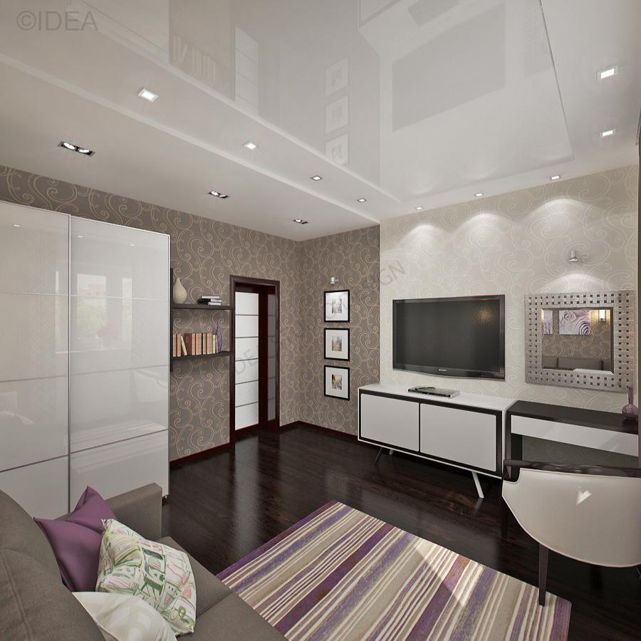 Дизайн студия IDEA интерьер-537