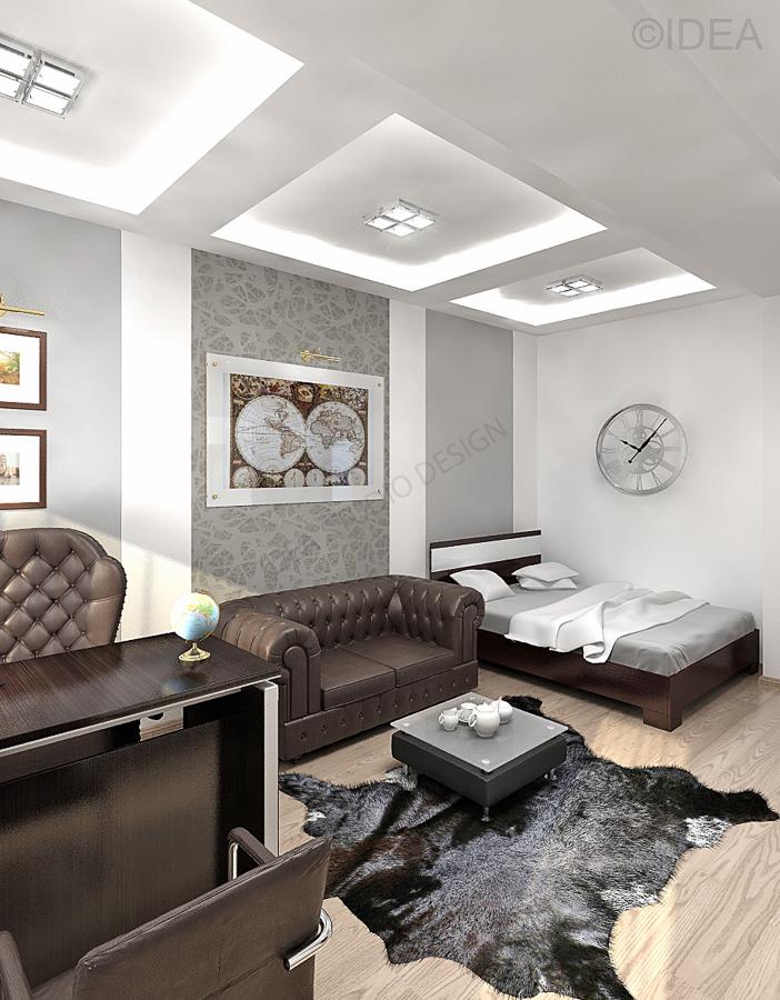 Дизайн студия IDEA интерьер-544