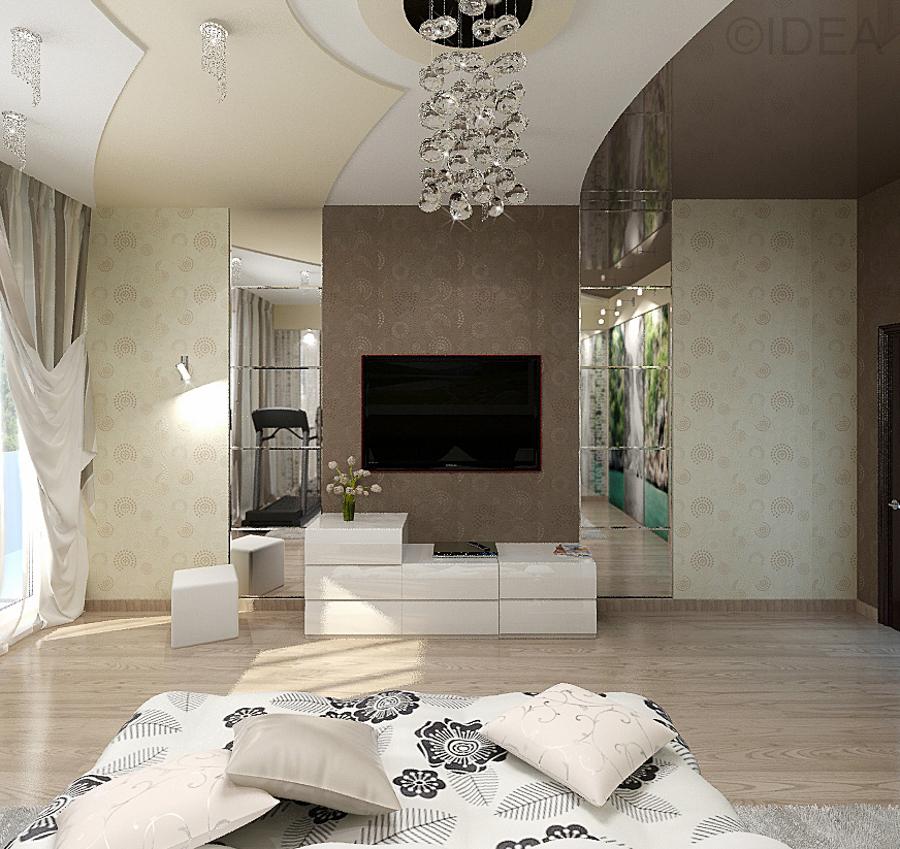 Дизайн студия IDEA интерьер-555