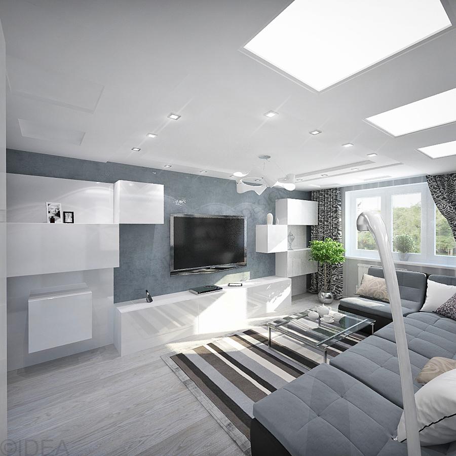 Дизайн студия IDEA интерьер-56