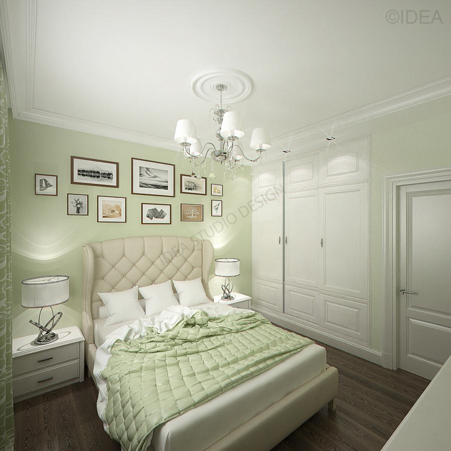 Дизайн студия IDEA интерьер-567