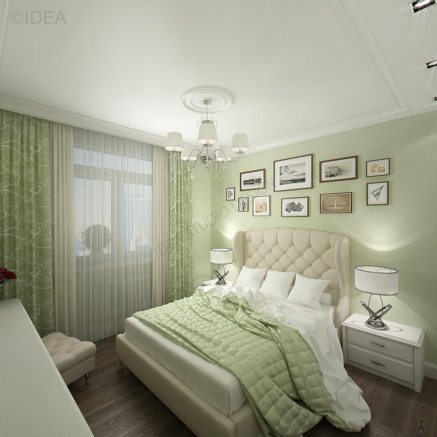 Дизайн студия IDEA интерьер-568