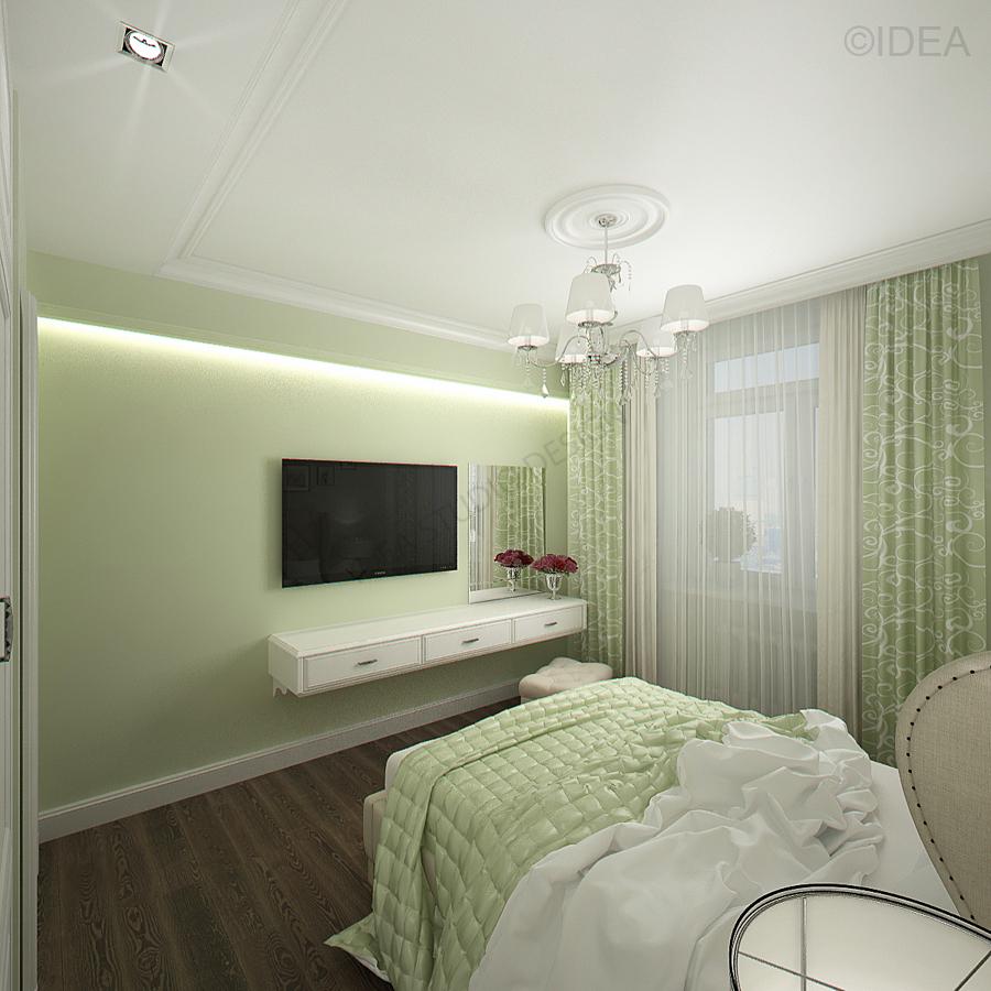 Дизайн студия IDEA интерьер-569