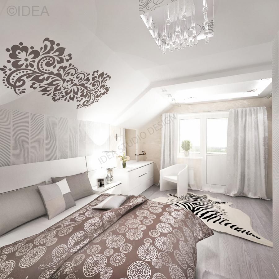 Дизайн студия IDEA интерьер-577
