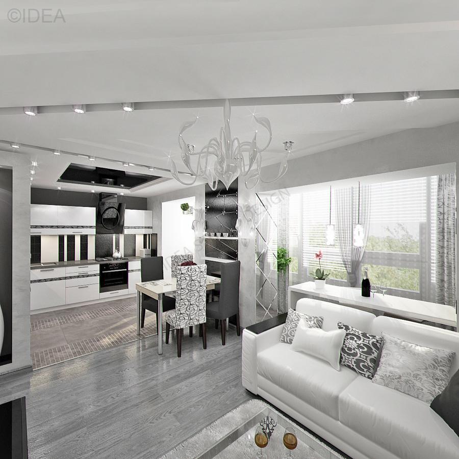 Дизайн студия IDEA интерьер-590